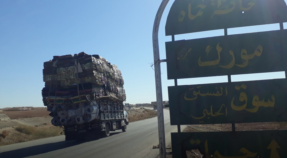 Vital Crossing Between Opposition- And Government- Controlled Areas Reopens In Northern Hama
