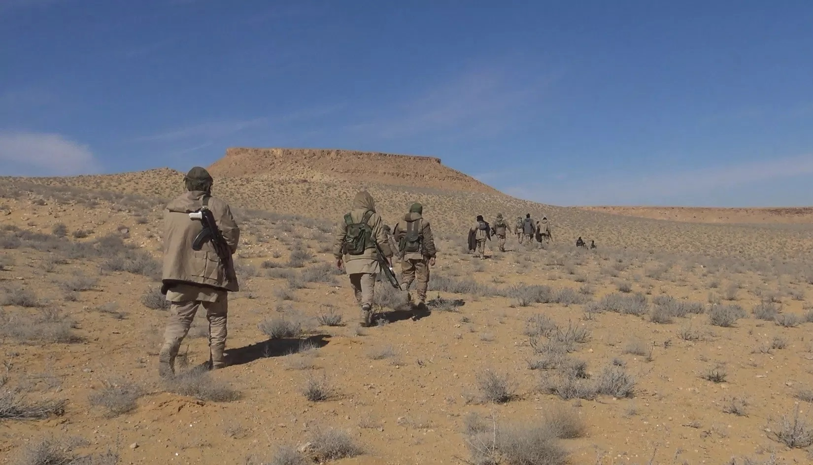 ISIS Newspaper Claims Six Russian Service Members Were Killed In Eastern Homs