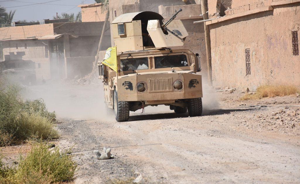 After Resuming Its Military Operation, SDF Attacks ISIS Around Hajin