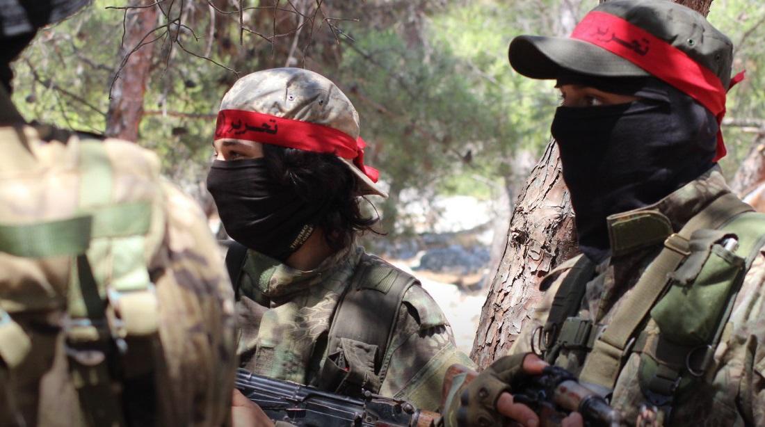 Hay'at Tahrir Al-Sham Attacks Syrian Army Position In Northern Lattakia