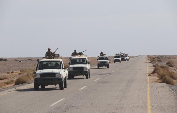 Russian Diplomat: U.S. Is Still Training Militants In Syria's Al-Tanaf