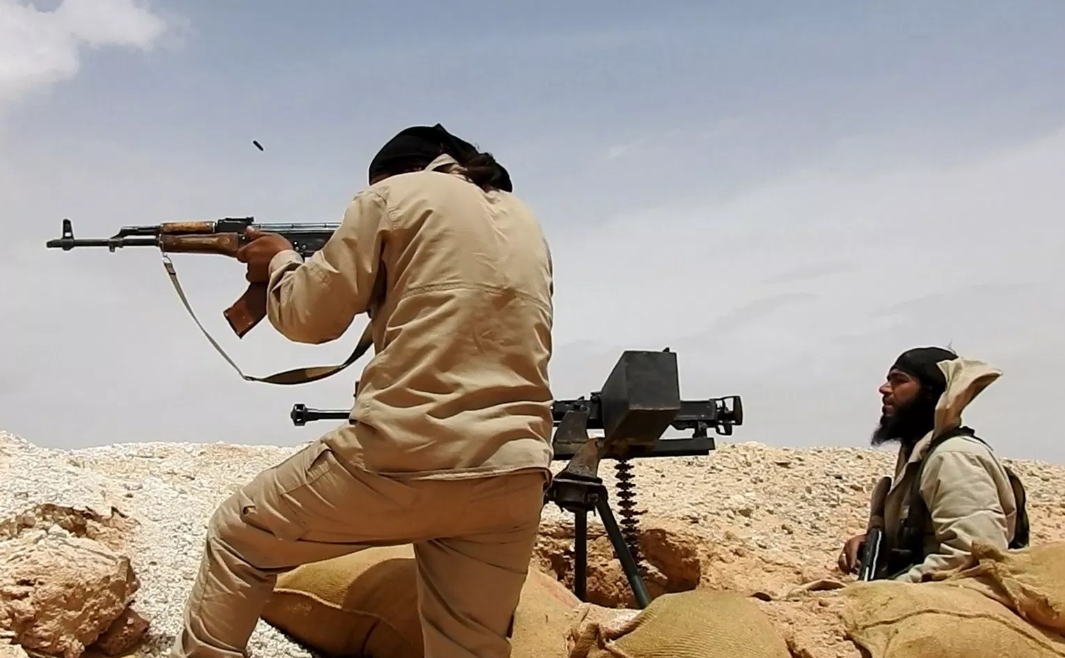 ISIS Claims Its Members Killed More Than Dozen Syrian Soldiers, Officers In Eastern Homs