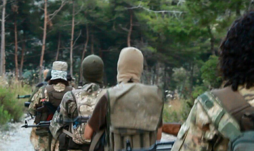 Horas Al-Din And Its Allies Claim They Killed 18 Syrian Soldiers In Northern Lattakia