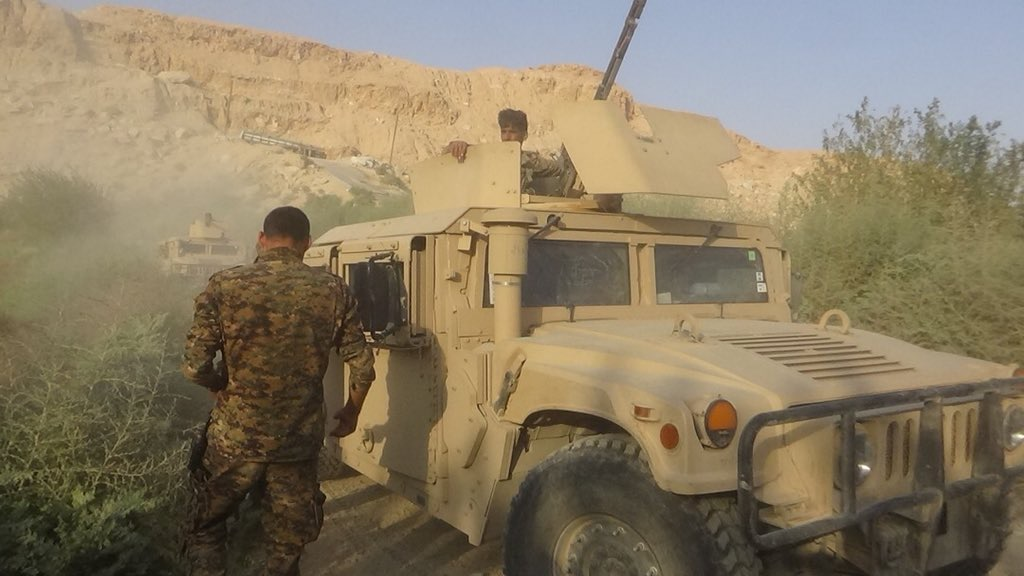 20 More ISIS Fighters Were Killed In New Round Of Clashes Around Hajin