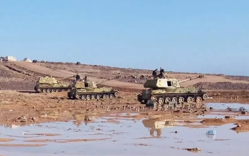 Bad Weather Forces Syrian Army To Put On Pause Anti-ISIS Operation In Al-Safa