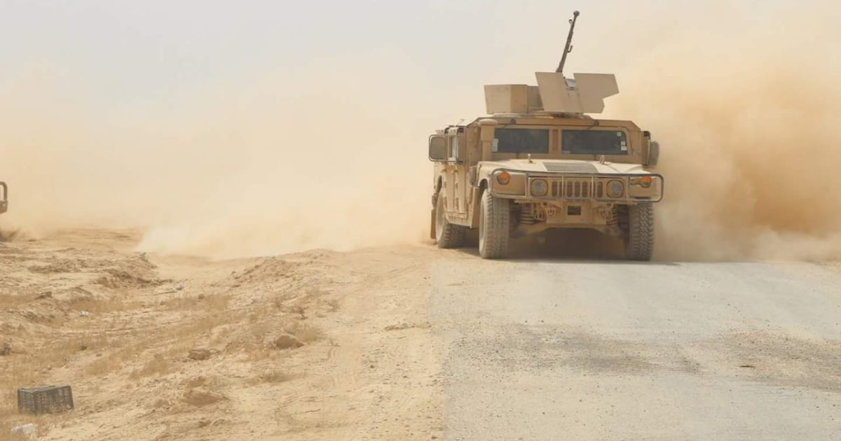 Syrian Democratic Forces Resume Military Operation In Euphrates Valley