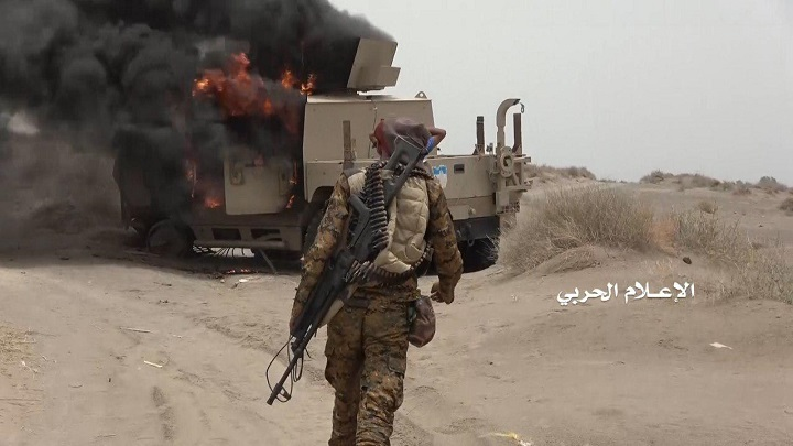 Saudi-led Coalition Officially Halts Attack On Al-Hudaydah