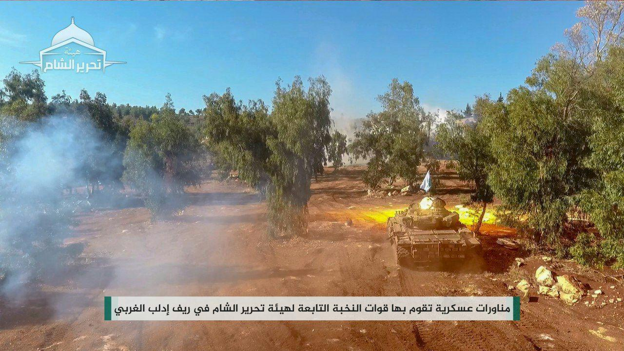 Hayat Tahrir al-Sham Conducts Drills Preparing For New Round Of Escalation In Idlib (Photos)
