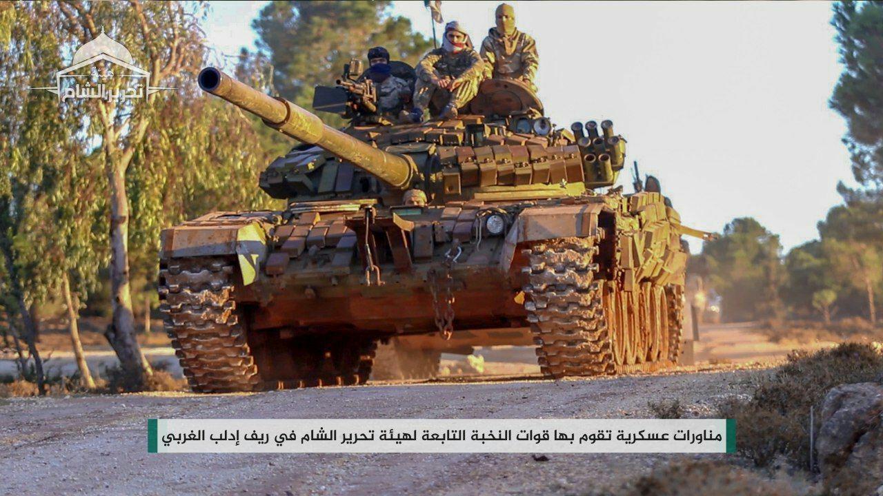 Hayat Tahrir al-Sham Conducts Drills Preparing For New Round Of Escalation In Idlib (Photos)
