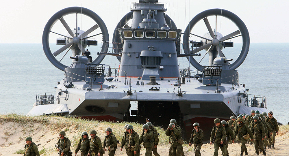 Russian Coastal Troops (Military Analysis)