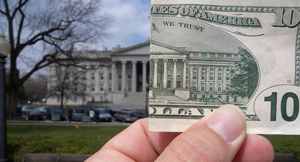 Russia Increases Its Share In US Treasuries For 3rd Month In Row