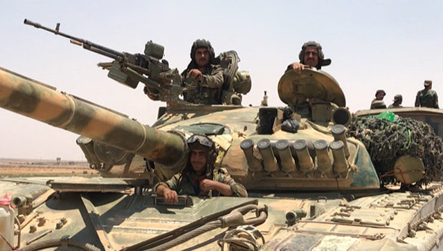 Syrian Army Enters New Villages In Northern Al-Hasakah