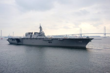 Japan To Spend More Than $240 Billion On Defence Over Next 5 Years