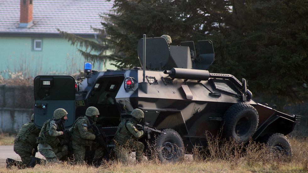 Escalation: The Continued Conflict In Kosovo