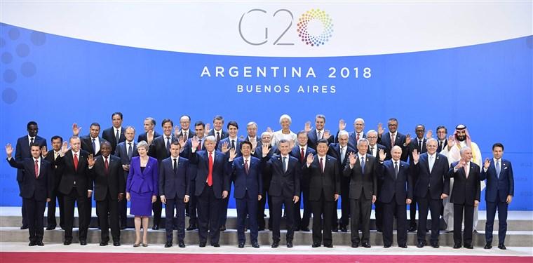 G20 Summit: China And US Seek To Ease Trade War While Putin Meets With Erdogan