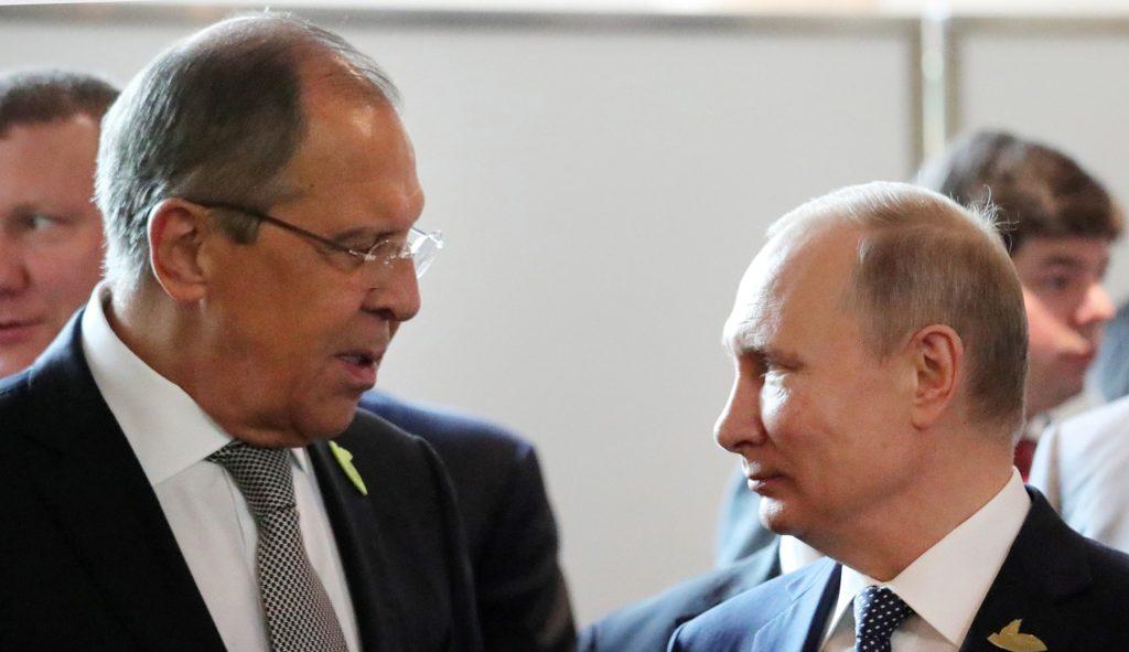 Foreign Minister Sergey Lavrov's interview with Radio Komsomolskaya Pravda, Moscow, December 17, 2018