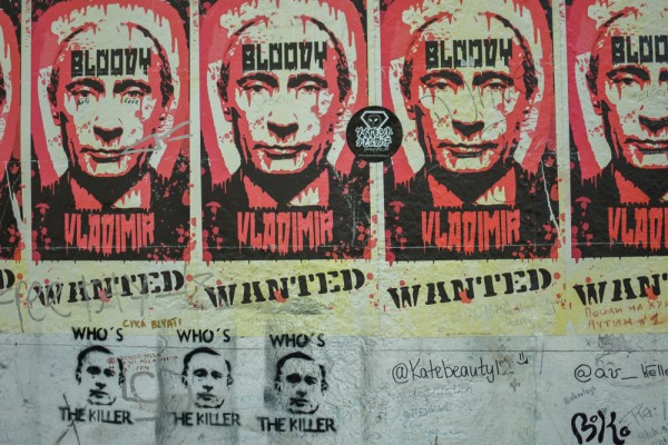 The Year of Putin-Nazi Paranoia