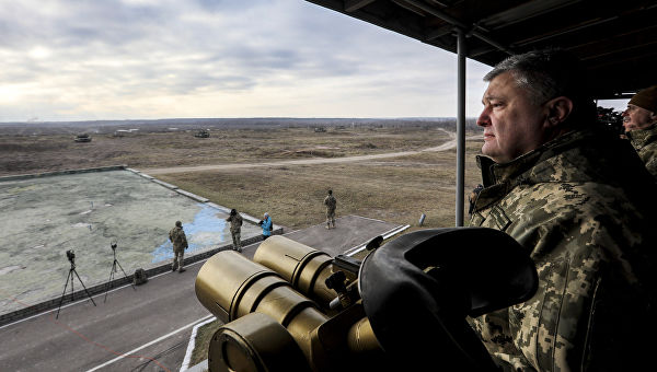 Poroshenko Reveals Deployment Of Assault Troops On Coast Of Sea Of Azov, Black Sea