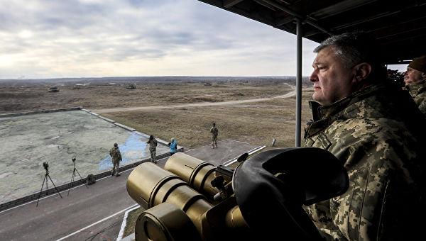 Poroshenko Reveals Deployment Of Assault Troops On Coast Of Sea Of Azov, Black Sea