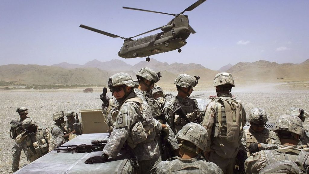 US To Withdraw Half Of Troops From Afghanistan - Reports