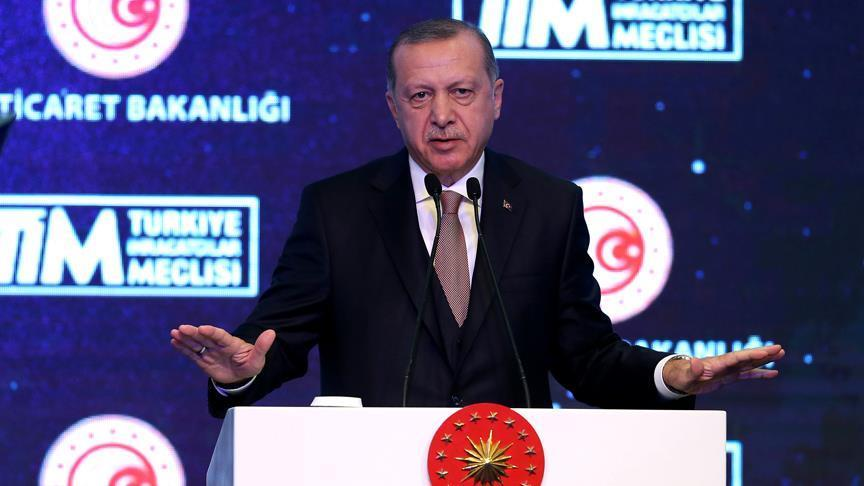 Turkey To Delay Operation Against YPG East Of Euphrates: Erdogan