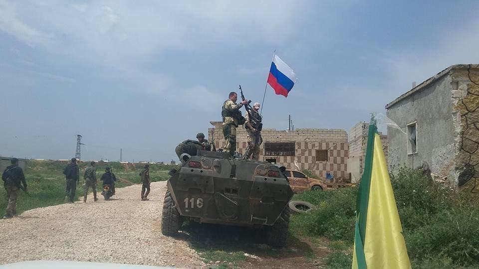 Syrian, Russian Troops Enter Arima Village Near SDF-held Manbij: Reports
