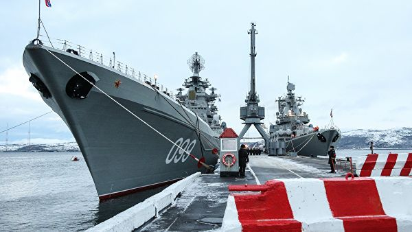 US Boosts Number Of Its High-Precision Weapons Near Russian borders: Navy