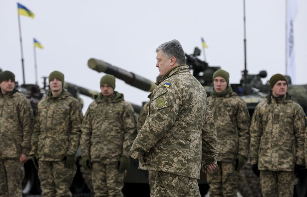 Poroshenko Fails To Start New Conflict In Eastern Europe, Declares End Of Martial Law