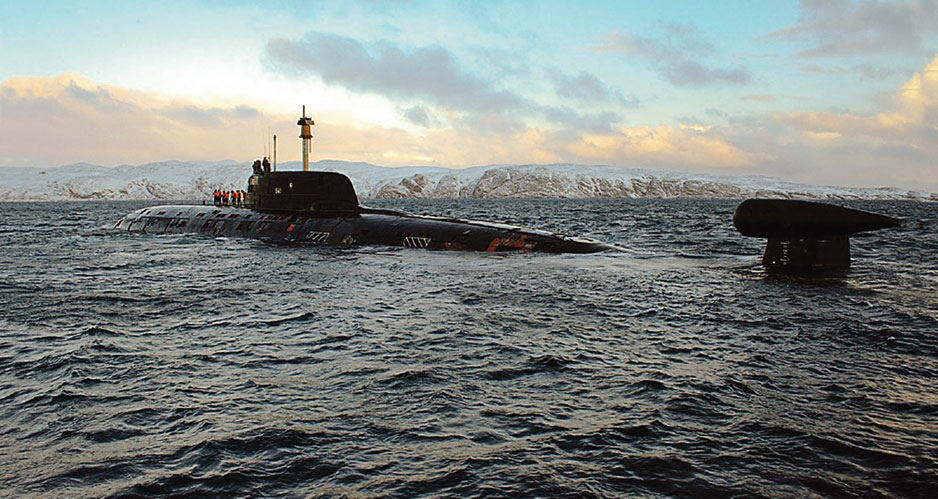 Submarines to the Slaughter