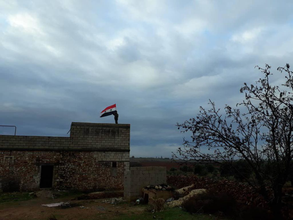 Army Troops Entered Town Of Manbij: Syrian Defense Ministry