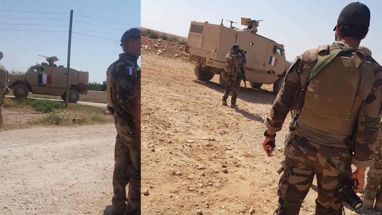 Turkish State Media Exposes Alleged Locations Of French Military Facilities In Syria