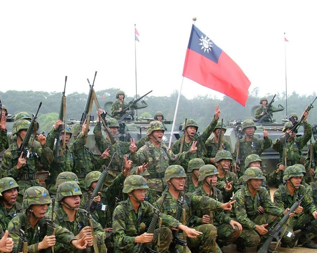 "Taiwan Would Run Into ""Dead End"" If It Attempts To Deny Reunification With Beijing Using Force: Chinese Military"