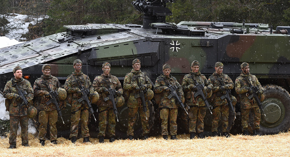 Germany Considers Allowing Alll EU Citizens To Enroll In Its Armed Forces