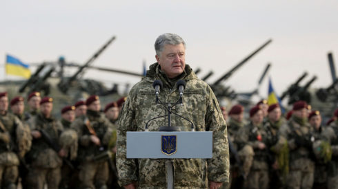 As Media Focuses on Syria Withdrawal, Ukraine Preps for War with Russia