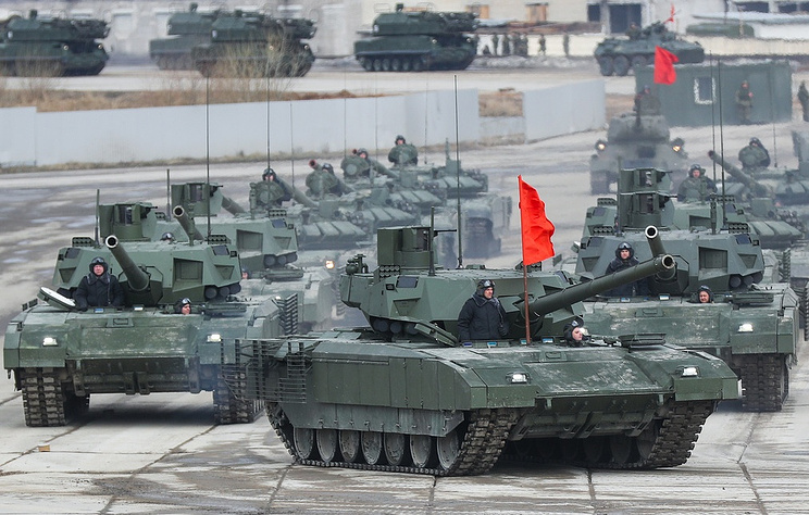 State Trials Of Russia's Armata Tank To Begin In 2019