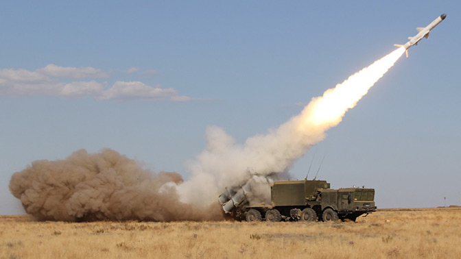 Russian Bal And Bastion Coastal Missile Systems Started Drills In Crimea