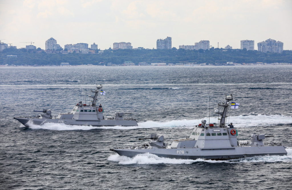 War Provocations: Ukraine Plans To Sail Warships Through Kerch Strait, With OSCE, NATO Representatives On Board