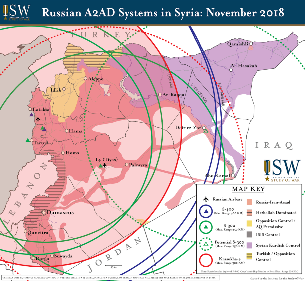 US Analysts: Russian Electronic Warfare Systems Deployed In Syria Allow Assad To Carry Out Chemical Attacks