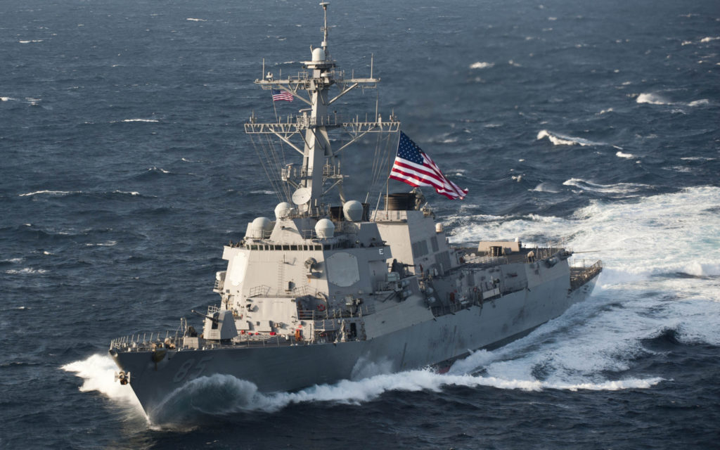 """It Was """"Escape At Full Speed"""": Russian Military Commented On US Navy Destroyer Operation In Sea Of Japan"""