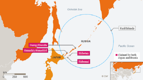Russia Strengthens Its Defense Capabilities In Southern Kurils Ahead Of Japanese PM Visit