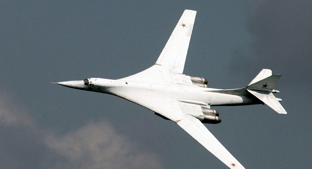 Norwegian F18 Jets Shadowed Russian Tu-160 Bombers During Flight To Venezuela