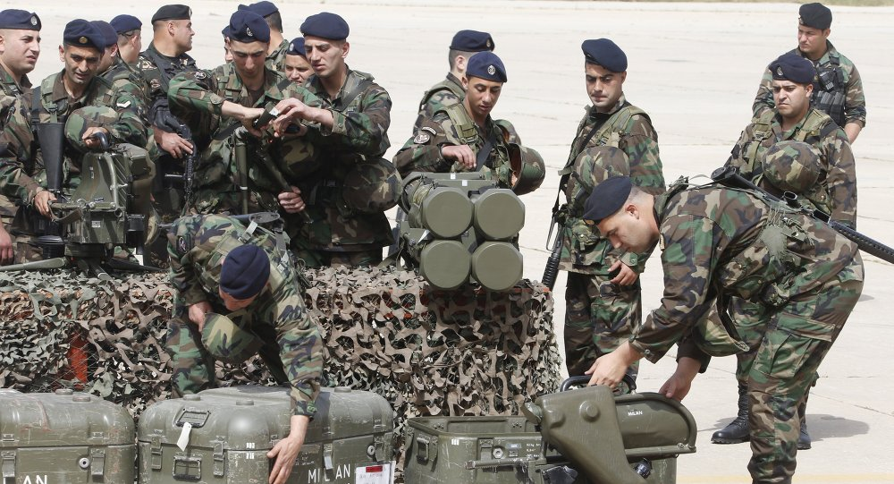Lebanon Prevented Terrorist Attacks Planned From Syria's Militant-Held Idlib Province