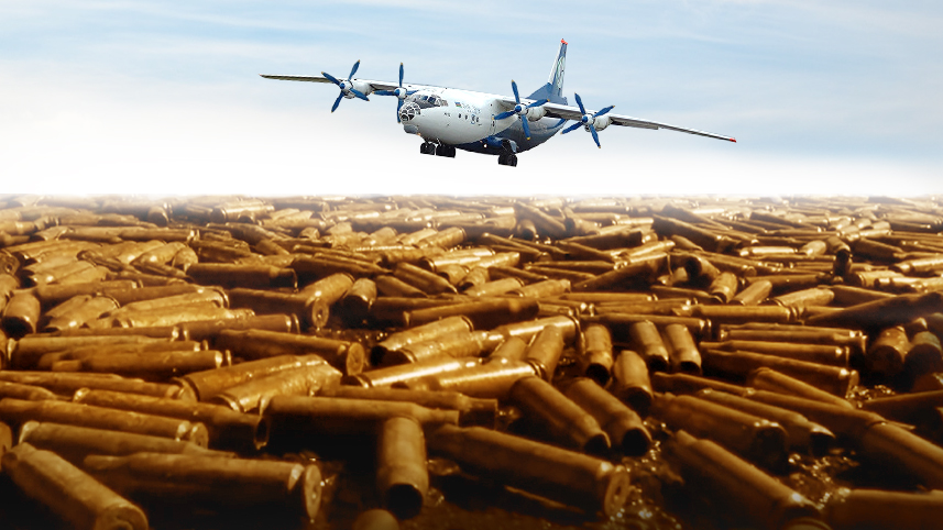 Weapon Deliveries Or Commercial Traffic? Suspicious Flights To Conflict Zones In Middle East
