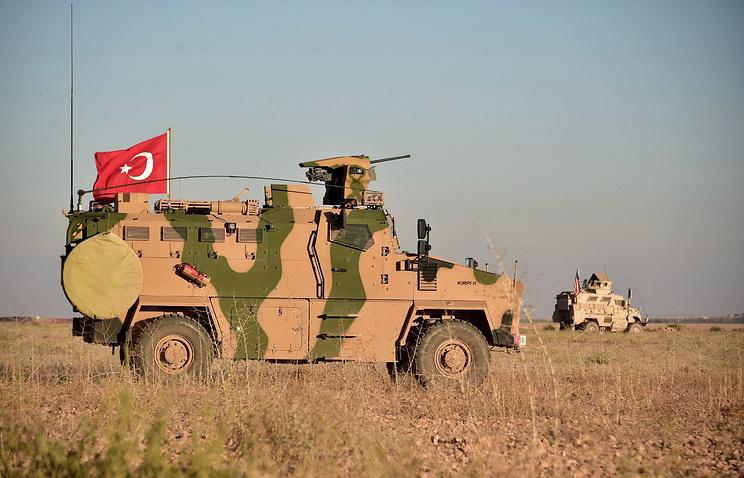 Turkey To Enter Syria's Manbij If Kurdish Militias Fail To Leave Area, Erdogan Warns