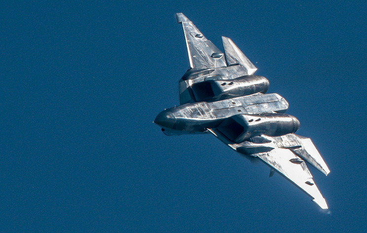 Russian Su-57 Fifghter Jet To Be Armed With Hypersonic Missiles