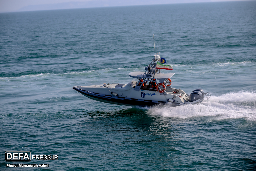 Photos: Navy Of Islamic Revolutionary Guard Corps Operates In Persian Gulf