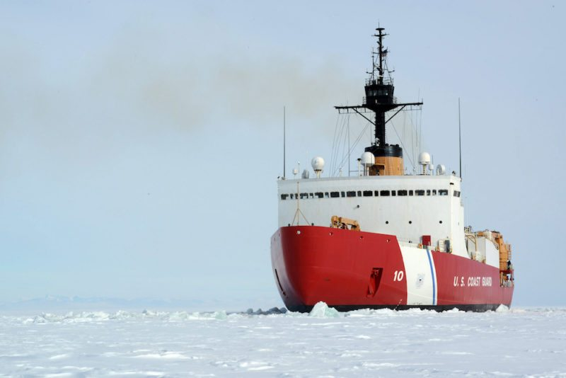 US Coast Guard Turns Down Arctic Exercise Because 40-year-old Icebreaker Might Break Down And Would Require Russian Help