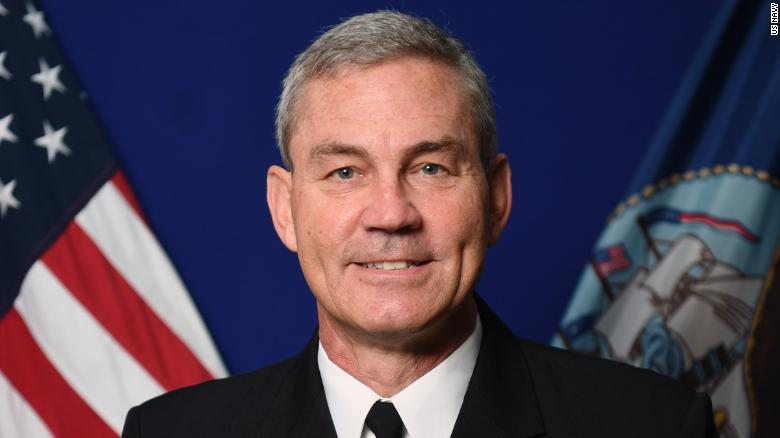 Conspiracy Theories Spark Following Death Of Head Of US Naval Forces In Middle East