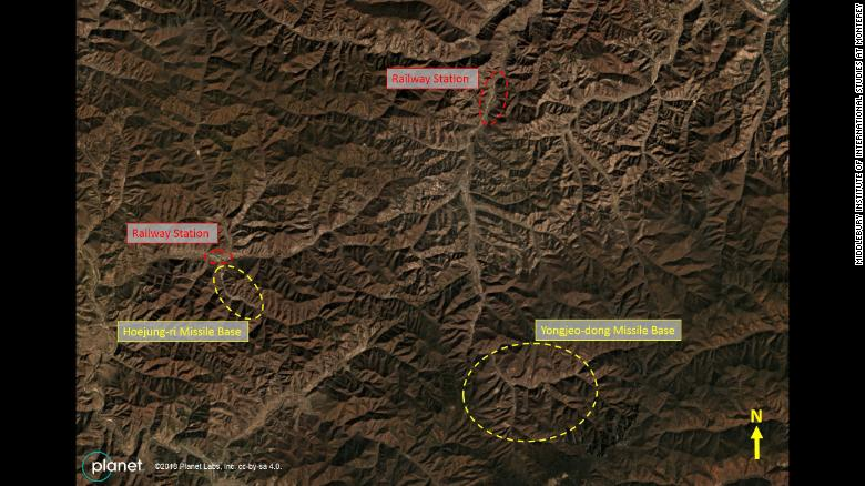 New Satellite Images Reportedly Show North Korea Is Constructing Long-Range Missile Base