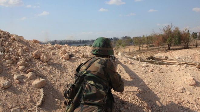 Syrian Army Retaliates To Several Infiltration Attempts In Northern Hama
